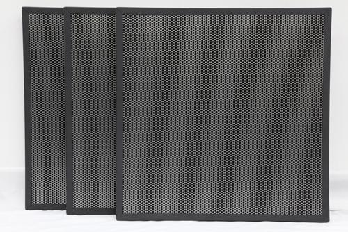 Perforated Acoustic Metal Panels