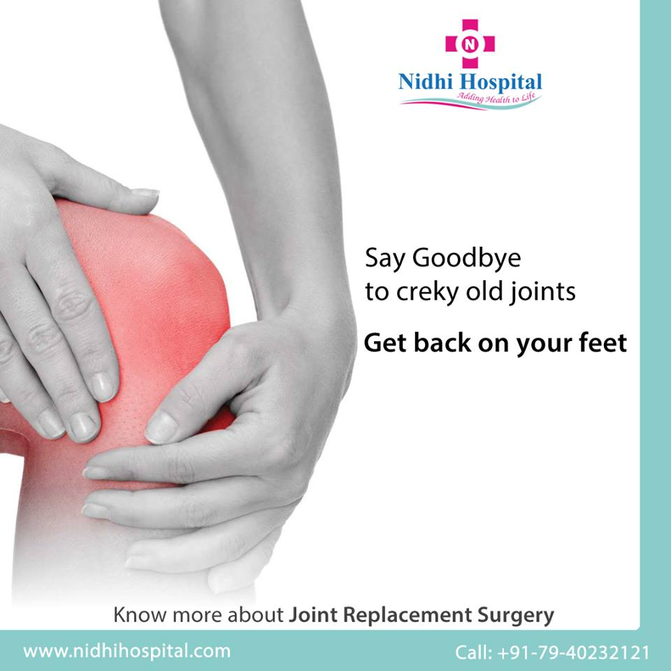 Knee Replacement Surgery - Get Back on Your Knees!