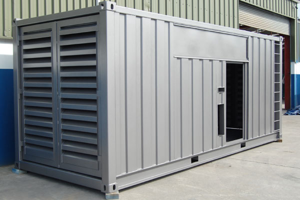 1010 kva and 750 kva Canopy for generator