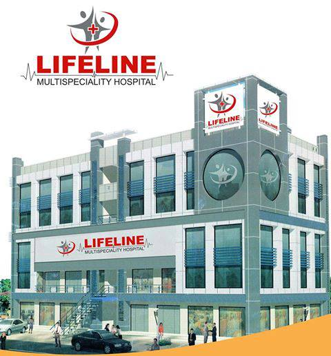Best Multispecialty Hospital in Ahmedabad | Lifeline Multispeciality Hospital