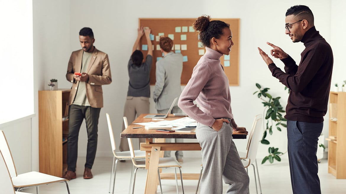 Co-working: A Profitable, New-age Concept of Networking - Coworking Labs