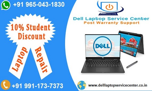 Get Dell Laptop Support Centre In Delhi NCR