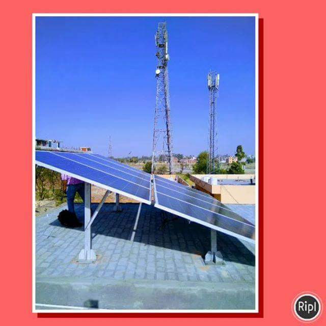 Solar Panel Installation with Government Subsidy