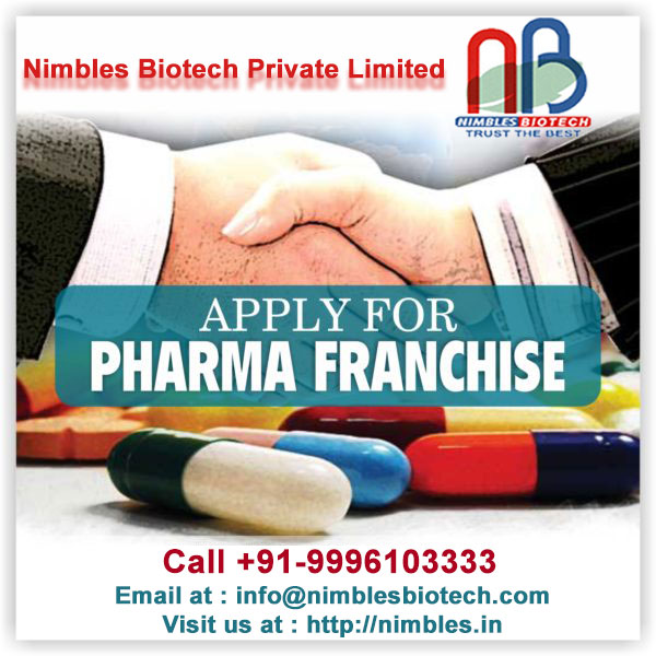 Apply Pharma Franchise With Pcd Pharma Companies in Uttar Pradesh - Nimbles Biotech