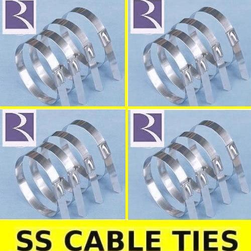Self Locking Stainless Steel Cable Tie