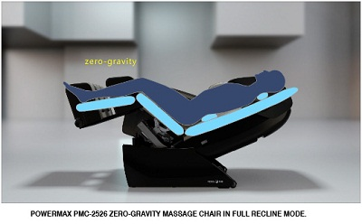4D 3D Zero gravity Best Full body Massage Chair price for sale buy online best deals in India