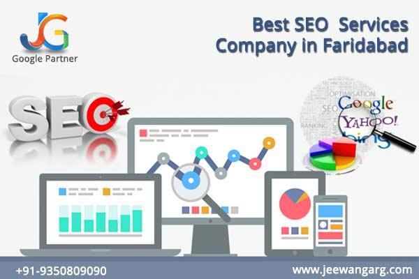 Hire Best SEO Company in Faridabad, SEO Services in Faridabad