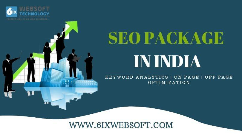 Best SEO Package in India - Keyword Analytics, On-Page, Off-Page