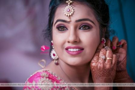 Jukrith - Best Professional Bridal Makeup Artist in Chennai