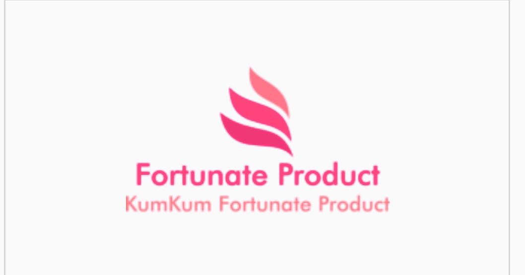 KumKum Fortunate Product