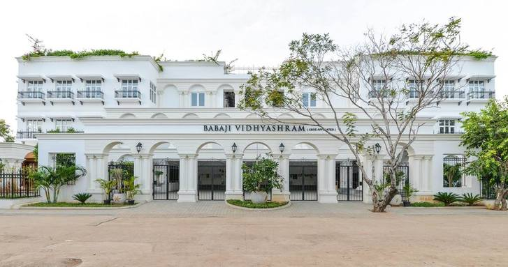 Babaji Vidhyashram Senior Secondary School