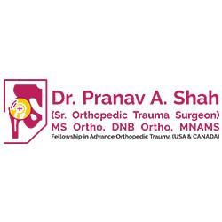 Top Orthopedic Surgeon in Ahmedabad, Gujarat, Rajasthan - Dr. Pranav A. Shah