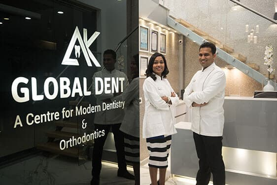 Best Dental Clinic in Gurgaon - AK Global Dent