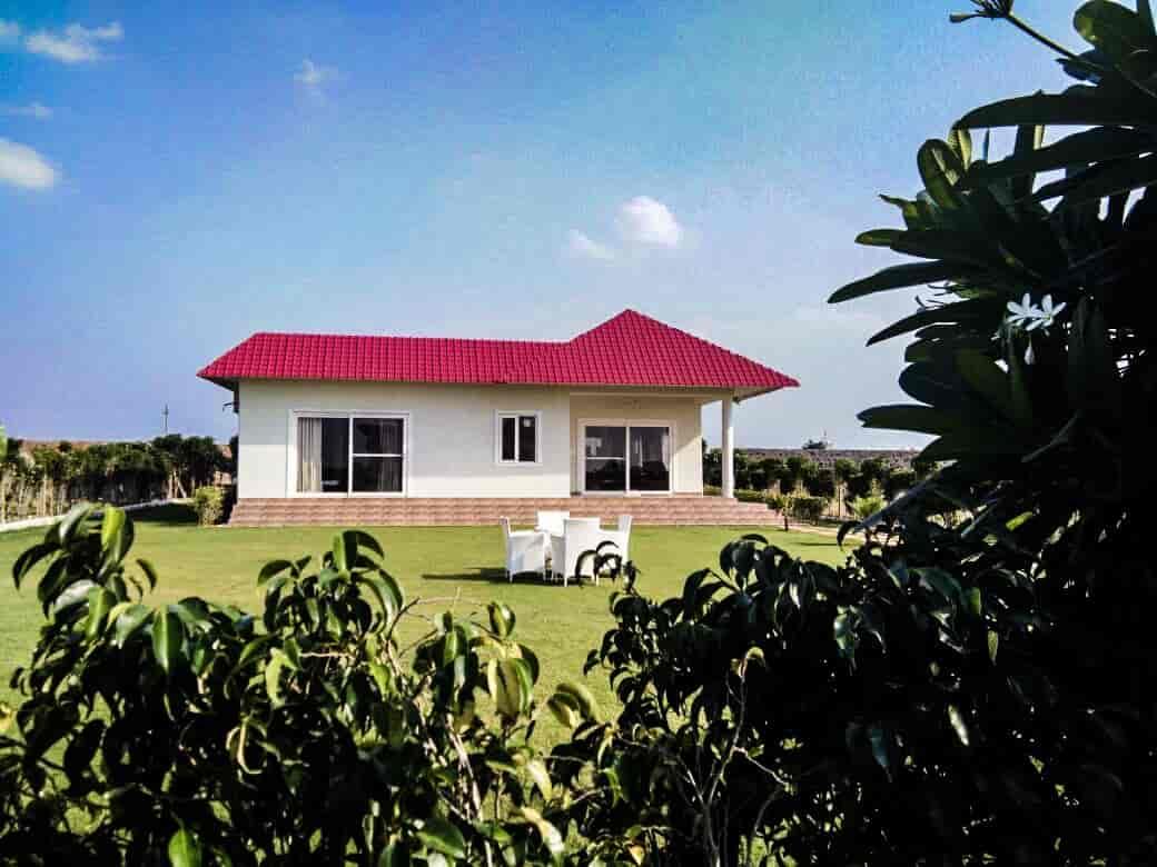 Gatik Developers - Eden Gardens Luxury Farm House in Bhiwadi