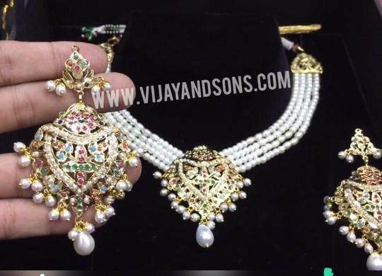 Vijay  Sons - Buy Rani Haar Collection Online