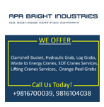 APR Bright Industries - The Grab Specialist in India
