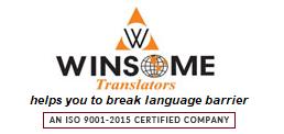 Winsome Translators Pvt. Ltd.