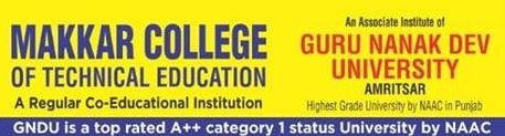 Makkar College of Technical Education