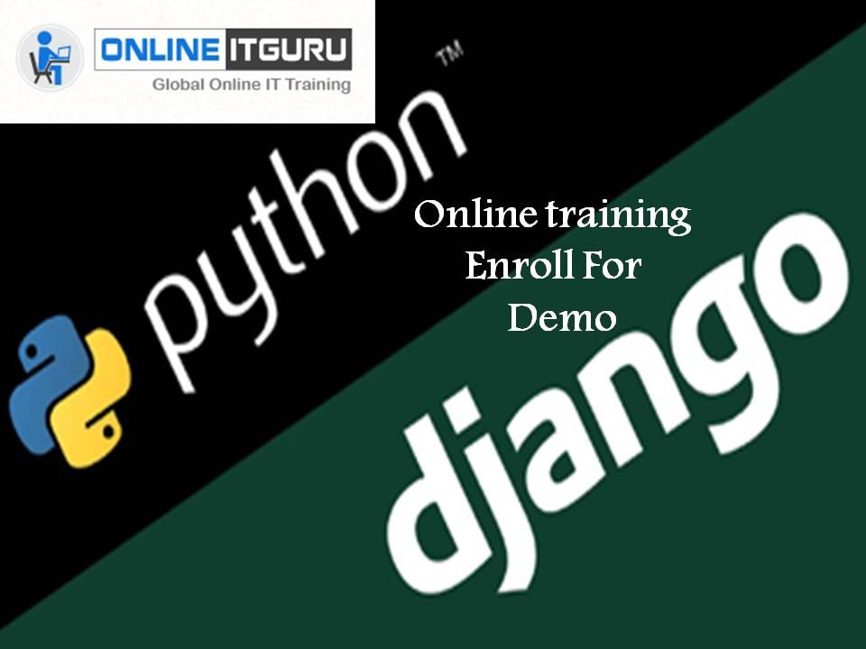 OnlineITguru - Python Online Training