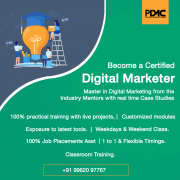 PDMC - Best Institute for Digital Marketing Course in Chennai