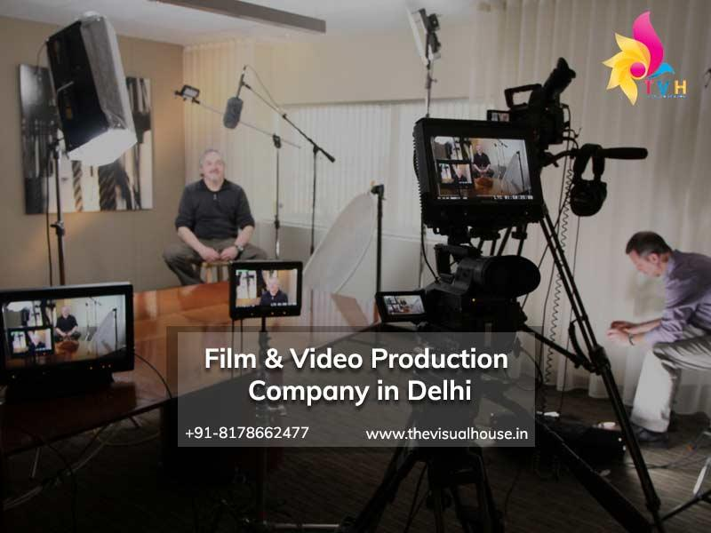 Corporate Video & Film Production Company in Delhi NCR,India