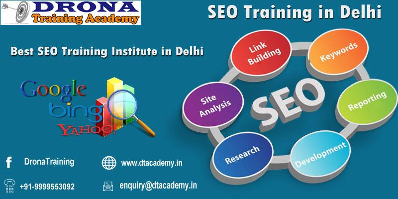SEO Training In Delhi