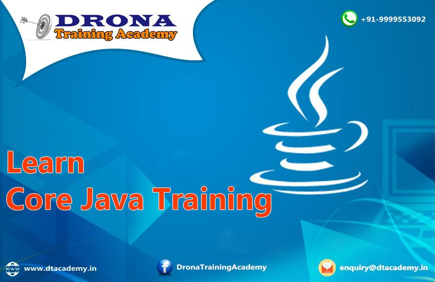 Java training in Munirka and Java training in Delhi