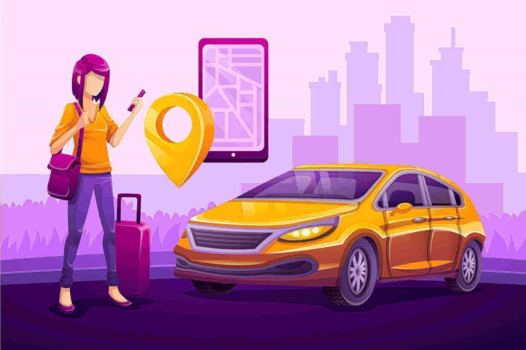 On Demand Taxi Solution