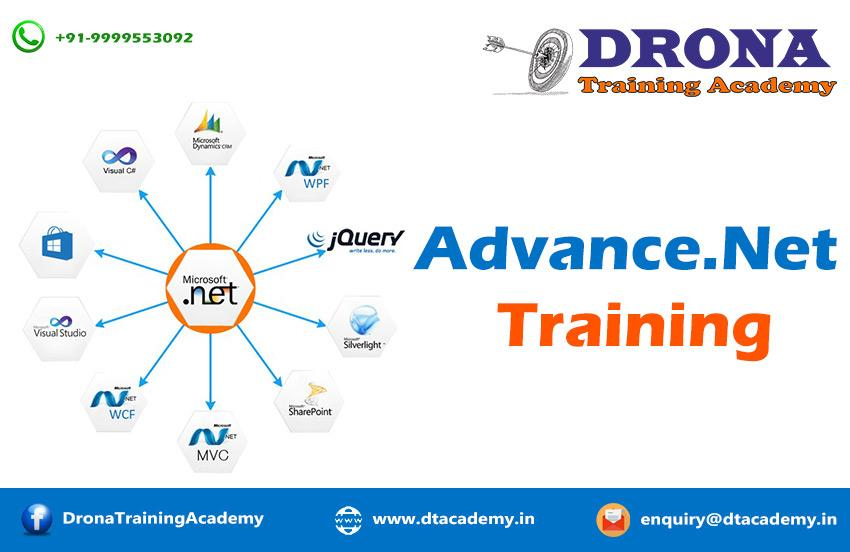 Advanced Dot Net Training in South Delhi