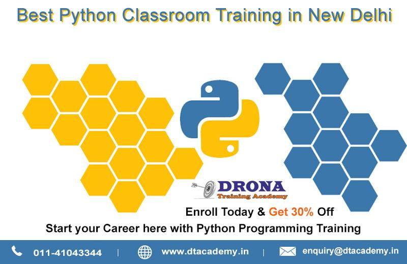 Best Python Training Institute In Delhi